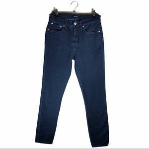 "J.Crew Jeans 9"" High Rise Toothpick Skinny"